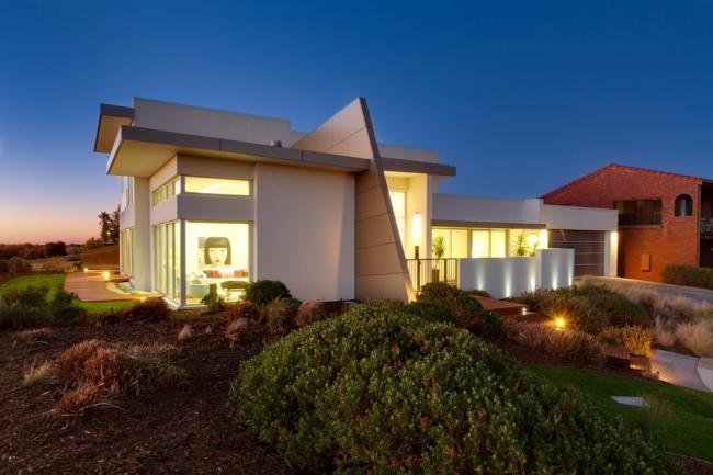 Роскошное частное имение в современном стиле
