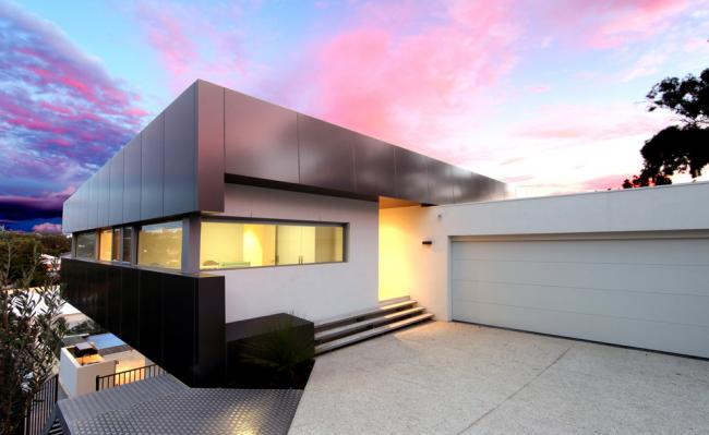 Алюкобонд поможет преобразить экстерьер здания