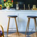 Барные стулья для кухни (75+ фото): обзор стильных моделей и где купить идеальный барный комплект? фото