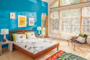 Фото 3 Цвет Тиффани в интерьере: 70+ утонченных дизайнерских трендов в бирюзовой гамме
