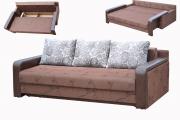Фото 3 Проблемы с хранением вещей уже в прошлом: диван-кровать с ящиком для белья и его преимущества