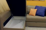 Фото 24 Проблемы с хранением вещей уже в прошлом: диван-кровать с ящиком для белья и его преимущества