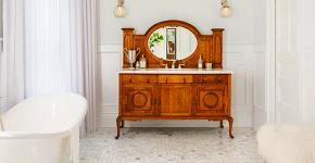Дизайн-проекты ванных комнат: обзор стильных вариантов санузла и полезные советы дизайнеров фото