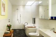 Фото 11 Дизайн ванной комнаты площадью 5 метров: максимум функциональности при минимуме затрат