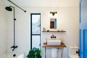 Фото 14 Дизайн ванной комнаты площадью 5 метров: максимум функциональности при минимуме затрат