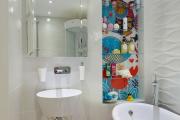 Фото 16 Дизайн ванной комнаты 5 кв. метров: 80+ стильных фотоидей для интерьера маленького санузла