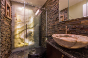 Фото 18 Дизайн ванной комнаты площадью 5 метров: максимум функциональности при минимуме затрат