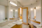 Фото 21 Дизайн ванной комнаты площадью 5 метров: максимум функциональности при минимуме затрат