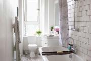 Фото 23 Дизайн ванной комнаты 5 кв. метров: 80+ стильных фотоидей для интерьера маленького санузла