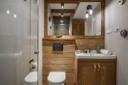 Фото 24 Дизайн ванной комнаты 5 кв. метров: 80+ стильных фотоидей для интерьера маленького санузла