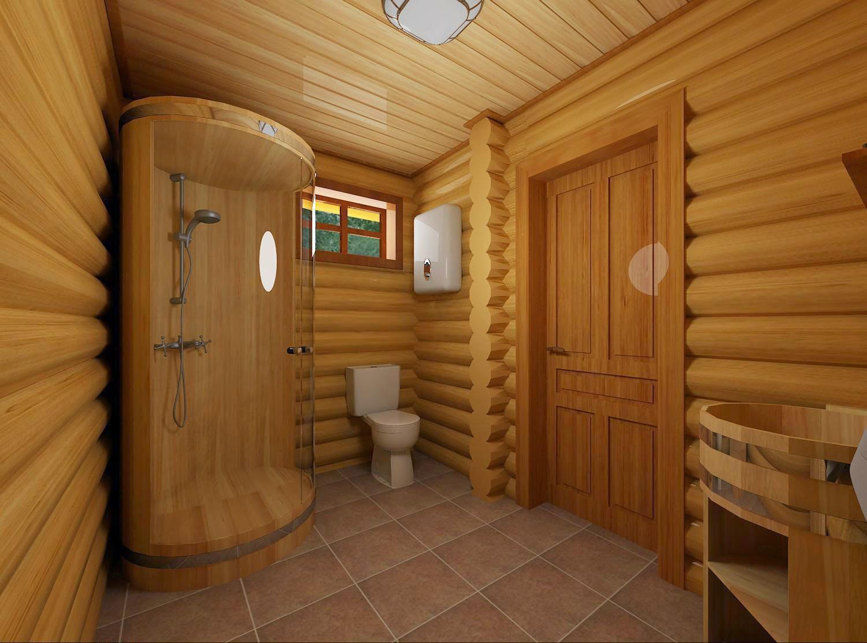 Как должна быть устроена моечная в бане 86