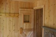Фото 8 Парная в удовольствие: как выбрать правильные деревянные двери для бани?