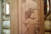 Фото 25 Парная в удовольствие: как выбрать правильные деревянные двери для бани?