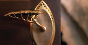 Дверные ручки для межкомнатных дверей: 90 потрясающих дизайнерских моделей, конструкции и цены фото