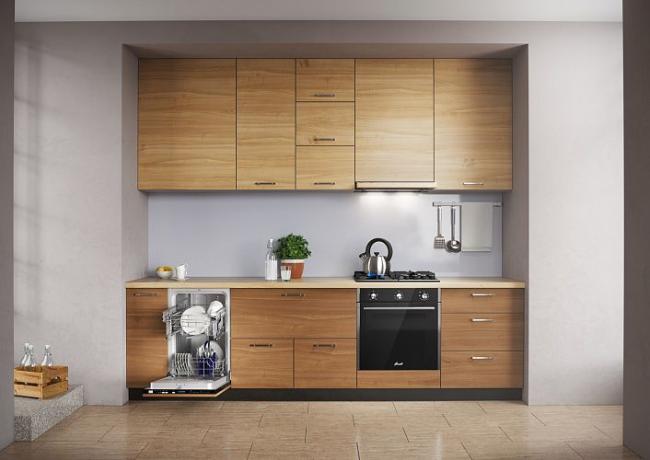 Компактная модель, которой найдется место даже на самой маленькой кухне