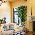 Фактурная краска для стен: обзор стильных идей для дизайна квартиры и дома фото