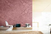 Фото 2 Фактурная краска для стен: обзор стильных идей для дизайна квартиры и дома