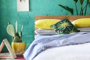 Фото 18 Фактурная краска для стен: обзор стильных идей для дизайна квартиры и дома
