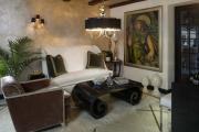 Фото 34 Фактурная краска для стен: обзор стильных идей для дизайна квартиры и дома