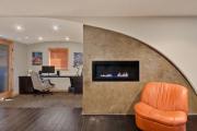 Фото 14 Фактурная краска для стен: обзор стильных идей для дизайна квартиры и дома