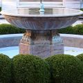 Изюминка вашего ландшафтного дизайна: выбор и разновидности фонтана для дачи фото