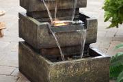 Фото 5 Изюминка вашего ландшафтного дизайна: выбор и разновидности фонтана для дачи