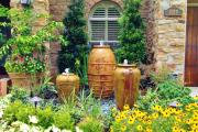 Фото 9 Изюминка вашего ландшафтного дизайна: выбор и разновидности фонтана для дачи