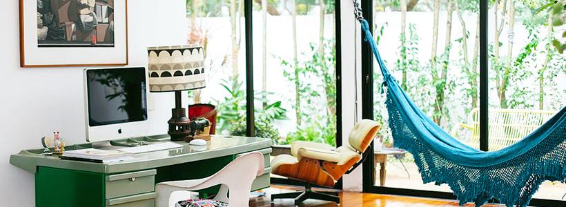 Гамак в квартире: создаем атмосферу Карибского побережья при минимальных затратах