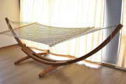 Фото 3 Гамак в квартире: создаем атмосферу Карибского побережья при минимальных затратах