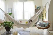 Фото 25 Гамак в квартире: создаем атмосферу Карибского побережья при минимальных затратах