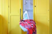 Фото 1 Гладильная доска, встроенная в шкаф: 60+ лучших идей для удобства и экономии места в доме