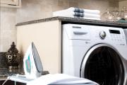 Фото 10 Гладильная доска, встроенная в шкаф: 60+ лучших идей для удобства и экономии места в доме