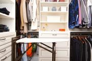 Фото 19 Гладильная доска, встроенная в шкаф: 60+ лучших идей для удобства и экономии места в доме