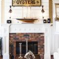 Морской стиль в интерьере (100+ фотоидей): как создать свежий и лаконичный дизайн в духе Хэмингуэя фото