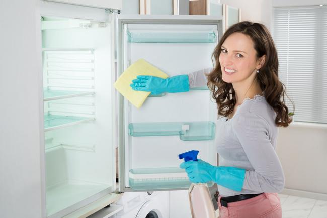 Чистота холодильника– залог свежести продуктов