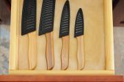 Фото 1 Как наточить керамический нож в домашних условиях: эффективные способы и советы по заточке