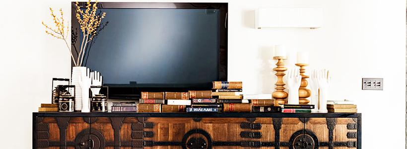 Как спрятать провода от телевизора на стене? Секреты, дизайнерские идеи и лайфхаки