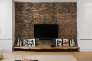Фото 23 Как спрятать провода от телевизора на стене? Секреты, дизайнерские идеи и лайфхаки