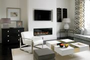 Фото 27 Как спрятать провода от телевизора на стене? Секреты, дизайнерские идеи и лайфхаки