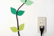 Фото 3 Как спрятать провода от телевизора на стене? Секреты, дизайнерские идеи и лайфхаки
