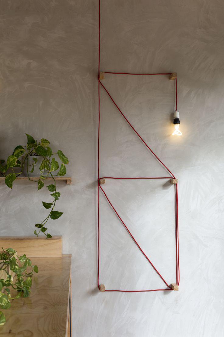 Как спрятать провода от телевизора на стене? 60 идей