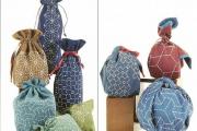 Фото 4 Как стильно упаковать подарок в подарочную бумагу: простые варианты своими руками
