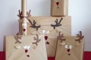 Фото 5 Как стильно упаковать подарок в подарочную бумагу: простые варианты своими руками