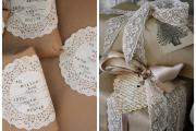 Фото 2 Как стильно упаковать подарок в подарочную бумагу (100+ пошаговых фотоидей): видео мастер-классы и советы