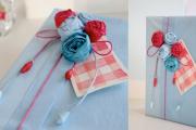 Фото 20 Как стильно упаковать подарок в подарочную бумагу: простые варианты своими руками