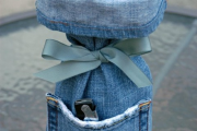 Фото 23 Как стильно упаковать подарок в подарочную бумагу (100+ пошаговых фотоидей): видео мастер-классы и советы