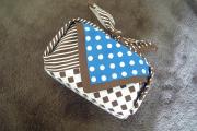 Фото 29 Как стильно упаковать подарок в подарочную бумагу (100+ пошаговых фотоидей): видео мастер-классы и советы