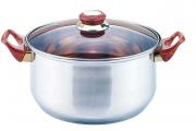 Фото 6 Посуда из нержавеющей стали: особенности изделий и обзор лучших производителей на рынке