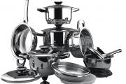Фото 10 Посуда из нержавеющей стали: особенности изделий и обзор лучших производителей на рынке