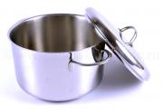 Фото 13 Посуда из нержавеющей стали: особенности изделий и обзор лучших производителей на рынке